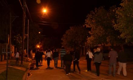 San Lorenzo se ilumina y apuesta a la seguridad