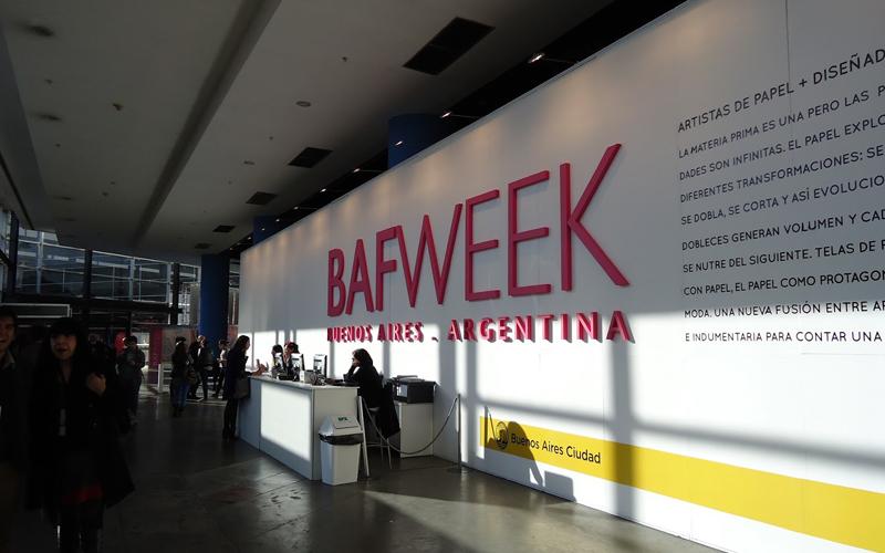 Bafweek anticipó el otoñó invierno 2014