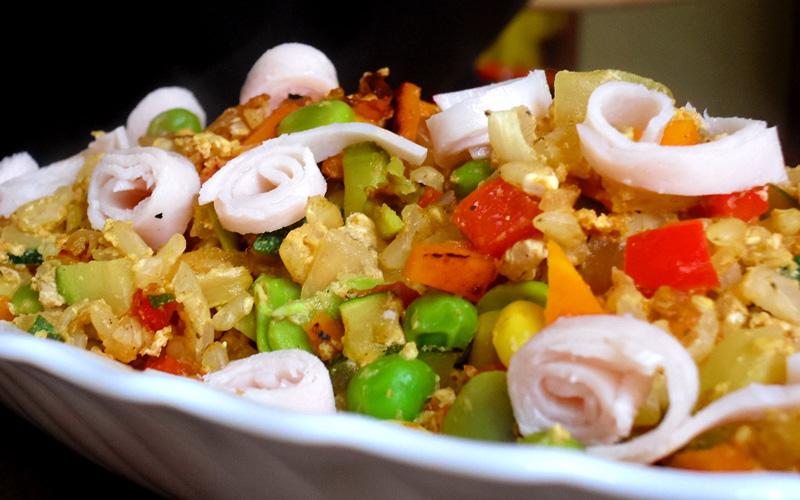 Comer rico y saludable