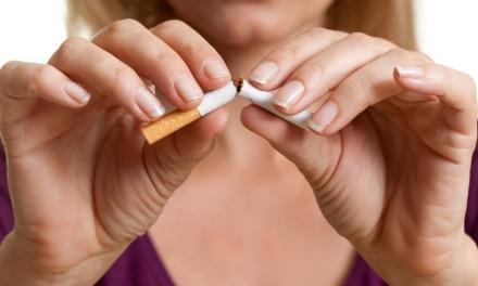 Estadísticas alentadoras sobre el cigarrillo