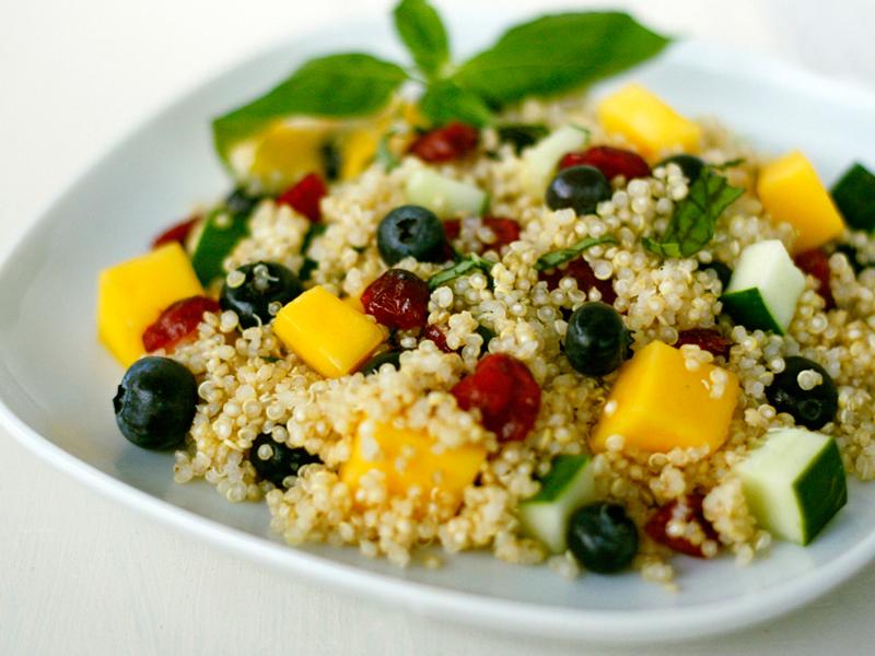 Recetas saludables con quinoa, el súper alimento