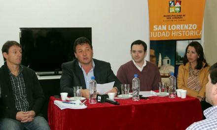 Leo Raimundo, a fondo: San Lorenzo invierte 25 millones en la zona norte