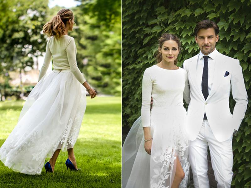 La boda secreta de Olivia Palermo