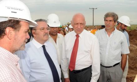 El acueducto Gran Rosario entrará en funcionamiento en 2016