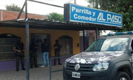 Desbaratan banda de narcotraficantes en San Lorenzo