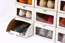 Nace una nueva forma de organizar el calzado