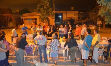 Hernán Ore reunió firmas para avalar el proyecto de «Pirotecnia Cero»