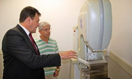 El Hospital instaló moderno sistema de digitalización de imágenes
