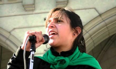 Una sanlorencina será candidata a vicepresidenta de la Nación