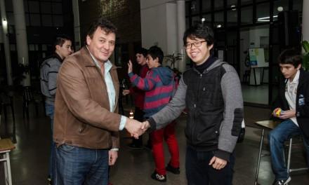 Destacan el éxito del Campeonato Internacional de Cubo Rubik