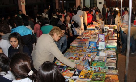 Comenzó la 8ª Feria del Libro Regional en San Lorenzo