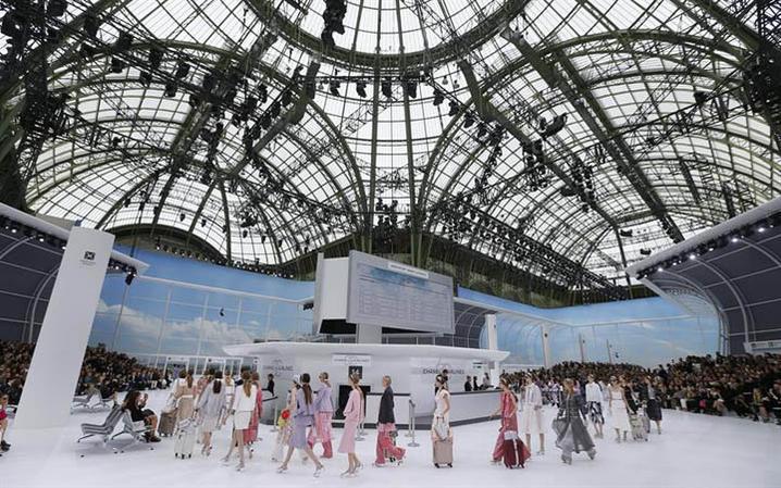 Paris tuvo su semana de la moda