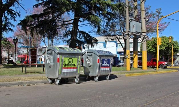 El plan de separación de residuos se expande a nuevos barrios
