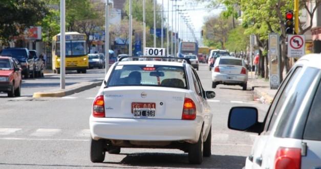 Se modificó la tarifa de taxis en San Lorenzo