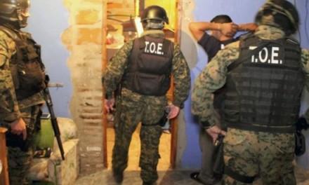Operativo antidroga con doce allanamientos en la región