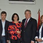 Beltrán: la Provincia se haría cargo del sistema de salud